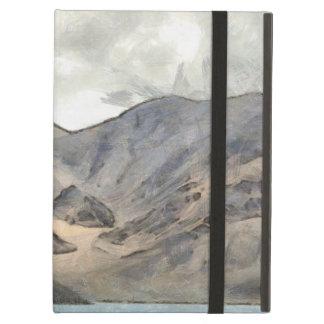 Mountains and the Pangong Tso lake iPad Air Case