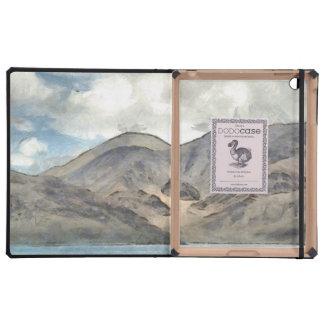 Mountains and the Pangong Tso lake iPad Covers