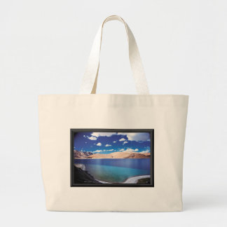 Mountains and Water Canvas Bag