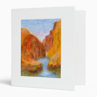 Mountains and Waterholes, Binder