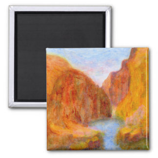 Mountains and Waterholes, Magnet
