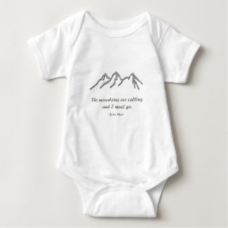 Mountains are calling snowy blizzard t shirt