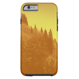 Mountains at Midnight Tough iPhone 6 Case