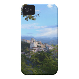 Mountains Behind Scalea Case-Mate iPhone 4 Cases