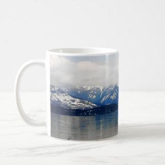 Mountains By The Lake Coffee Mug
