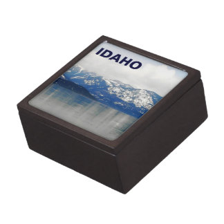 Mountains By The Lake Gift Box