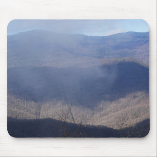 Mountains & Clouds Mouse Pad