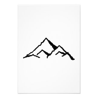Mountains Custom Invites