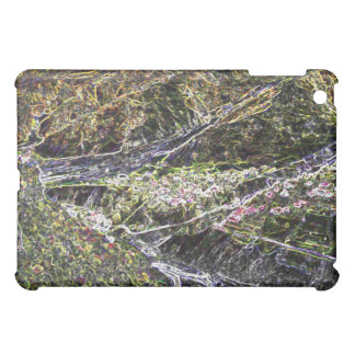Mountains design iPad mini covers