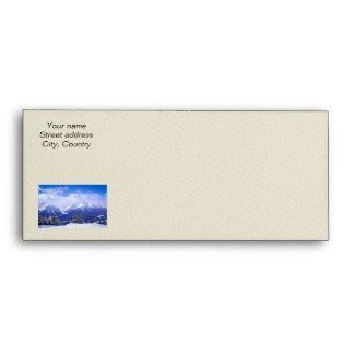 Mountains Envelope