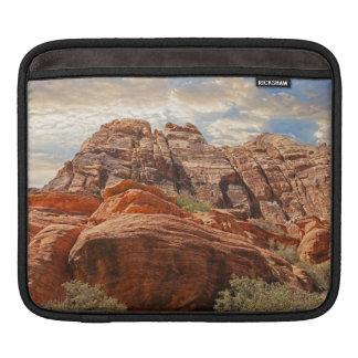 Mountains HDR photo iPad Sleeve