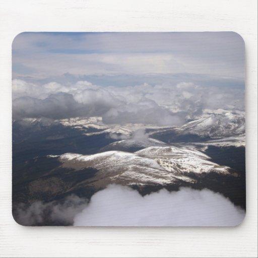 Mountains in Colorado Mousepad