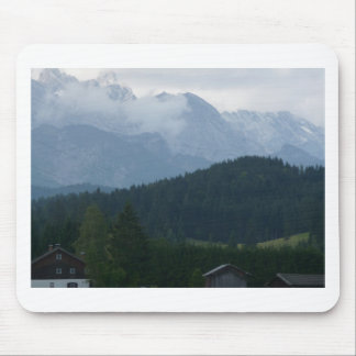 Mountains in Germany Mouse Pad