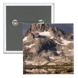 Mountains in Nevada Pinback Button