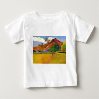 'Mountains in Tahiti' - Gauguin Infant T-Shirt
