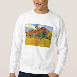 'Mountains in Tahiti' - Paul Gauguin Sweatshirt