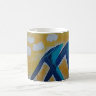 Mountains in the Clouds Mug