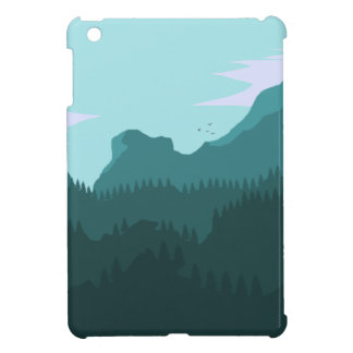 Mountains iPad Mini Cases