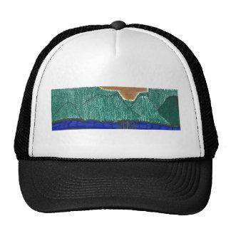 Mountains Landscape Hats