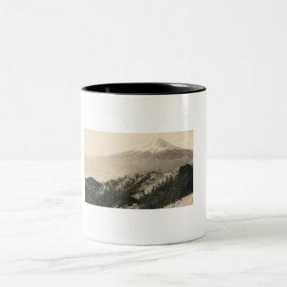 mountains landscape mug