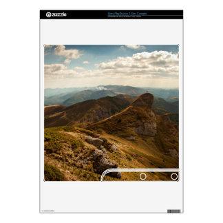 Mountains landscape skin for PS3 slim