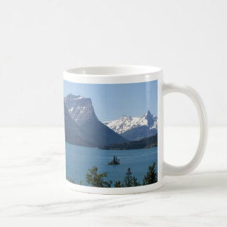Mountains Maontana Glacier Parks Coffee Mug