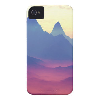 Mountains of Another World Case-Mate iPhone 4 Cases