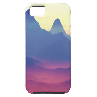 Mountains of Another World iPhone SE/5/5s Case