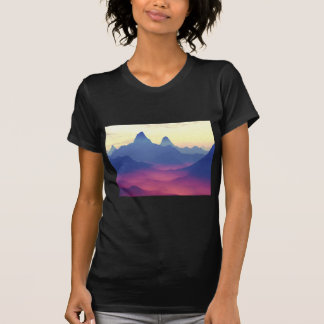 Mountains of Another World T Shirt