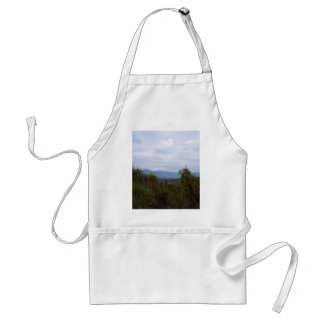 Mountains Of Calabria Adult Apron