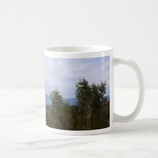 Mountains Of Calabria Coffee Mug