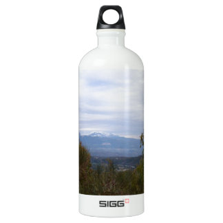 Mountains Of Calabria Water Bottle