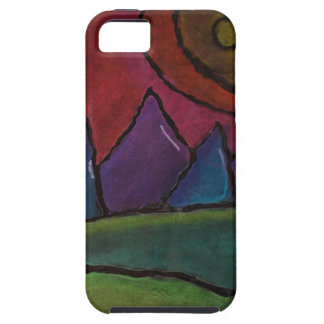 Mountains of Color iPhone SE/5/5s Case