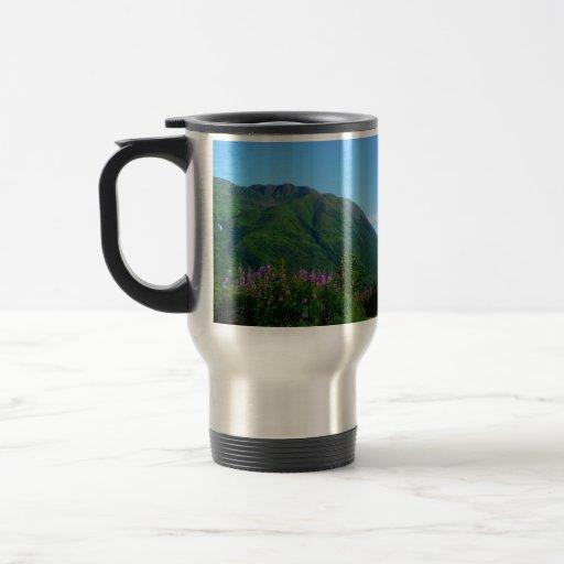 Mountains of Hatcher Pass Alaska Mugs