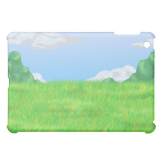 Mountains Pasture iPad Mini Cases