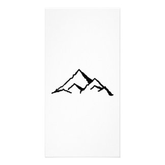 Mountains Picture Card