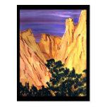 Mountains Postcard