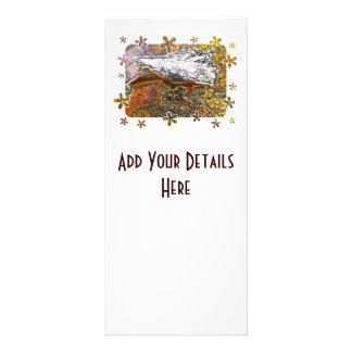 MOUNTAINS RACK CARD