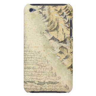Mountains & Rivers iPod Case-Mate Case