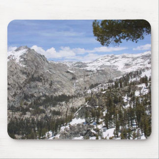 Mountains Sierras Mouse Pad