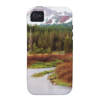 Mountains Snow Southwestern Frozen Winter Fall iPhone 4/4S Cover