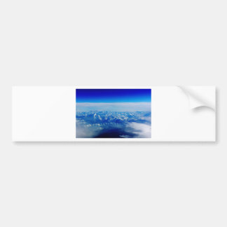 Mountains, Switzerland Bumper Sticker