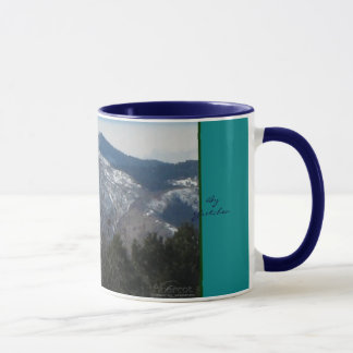 Mountains & Trees, Boulder, CO Coffee and Tea Mug