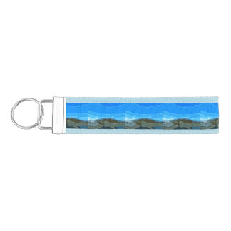 MOUNTAINS WRIST KEYCHAIN