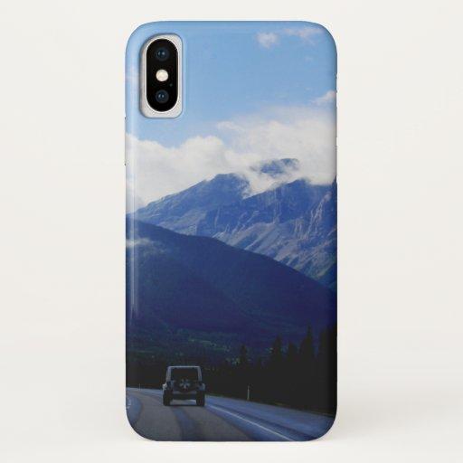 Mountainscape Phone Case