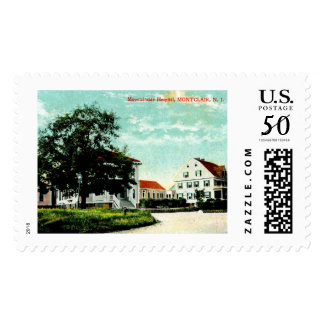 Mountainside Hospital, Montclair NJ Vintage Postage