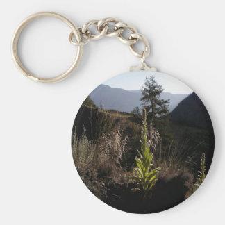 Mountainside Mullen Keychain