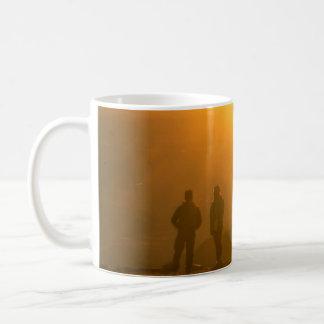 Mountaintop View Coffee Mugs
