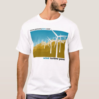 MountainTurbines - Mens Tshirt
