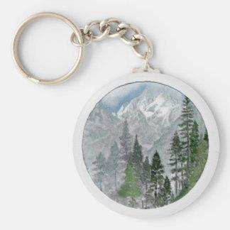 MountainVista Keychain